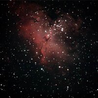 Jul 2009: Eagle Nebula© MSAS