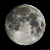 Aug 2012: Full Moon© MSAS