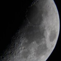Aug 2010: The Moon© R. Wells