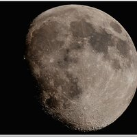 Dec 2008: The Moon© C. Milhouse
