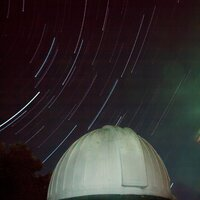 Nov 2014: Star Trails© Peter Jenkins