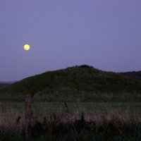 May 2013: Full Moon© T. Fawcett